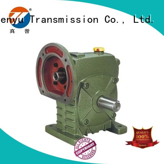 Zhenyu eco-friendly speed reducer for electric motor China supplier for metallurgical