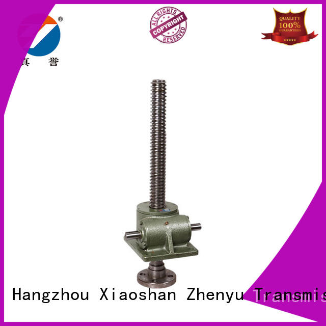 customized worm gear screw jack screw wholesale for construction
