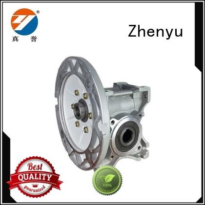 Zhenyu wpds speed reducer motor certifications for transportation
