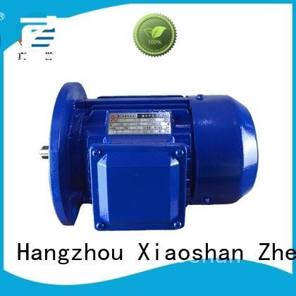 Zhenyu electric single phase electric motor for wholesale for transportation