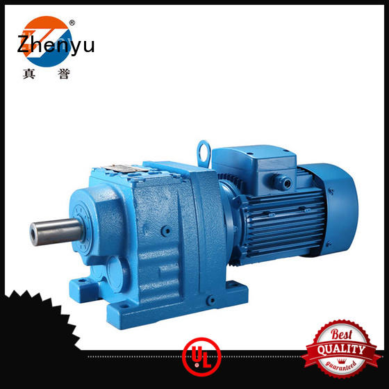Zhenyu high-energy inline gear reduction box widely-use for mining
