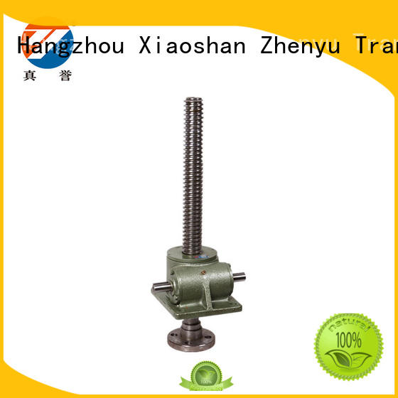 swl worm gear screw jack producer for lifting