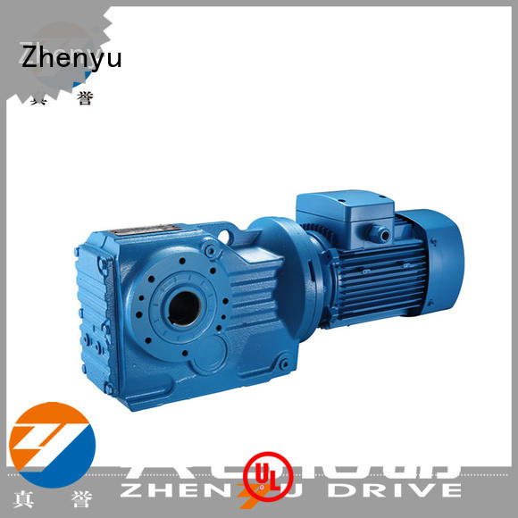 Zhenyu effective planetary reducer China supplier for light industry
