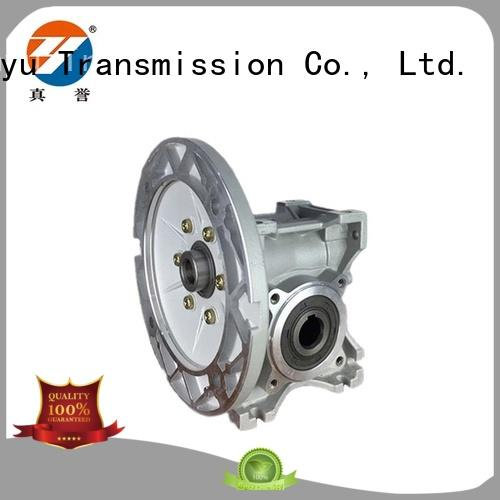 Zhenyu metallurgical speed reducer gearbox free quote for light industry