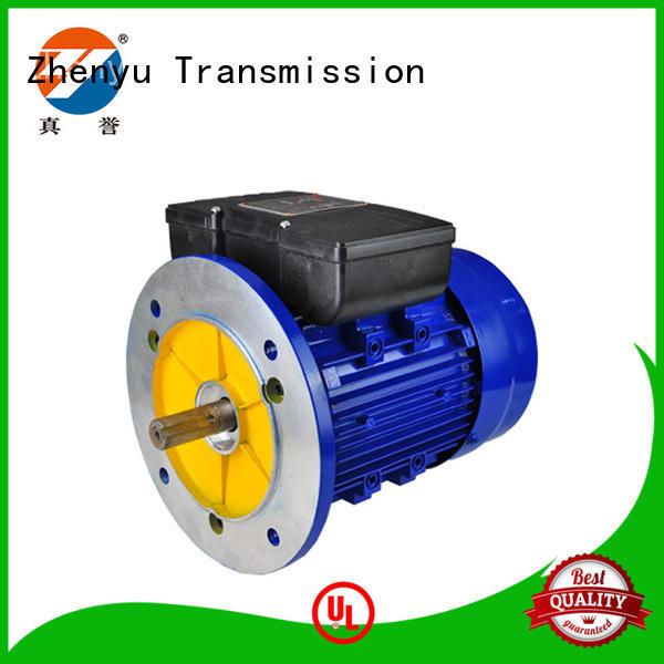 Zhenyu threephase single phase electric motor at discount for mine