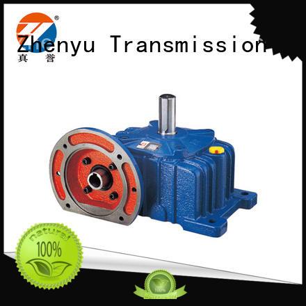 Zhenyu effective gear reducer free design for construction
