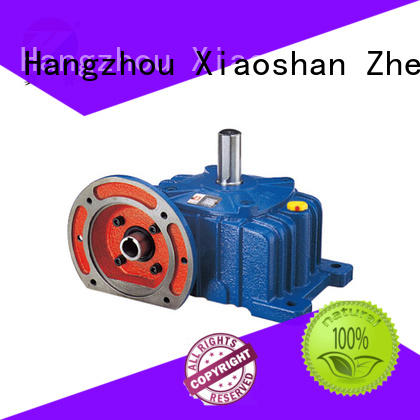 Zhenyu low cost speed gearbox long-term-use for wind turbines