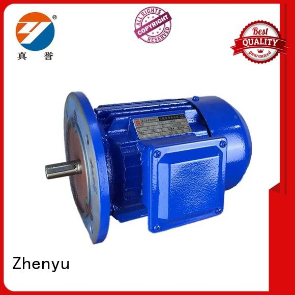 Zhenyu hot-sale 12v electric motor check now for chemical industry