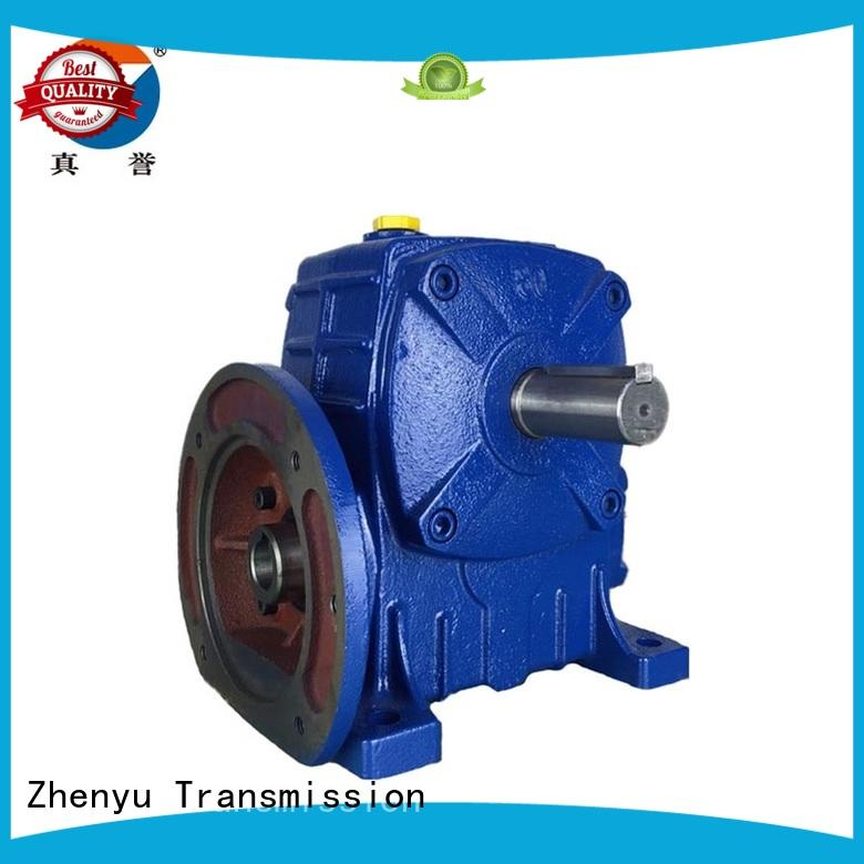 Zhenyu hot-sale speed reducer motor for cement