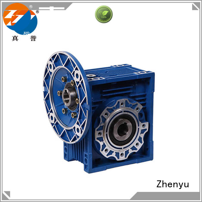Zhenyu high-energy drill speed reducer certifications for metallurgical