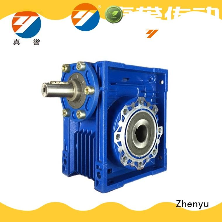Zhenyu  overview speed gearbox widely-use for light industry