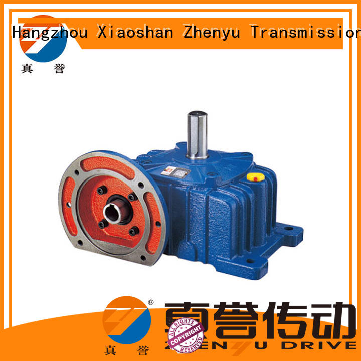 Zhenyu low cost planetary gear reducer long-term-use for transportation