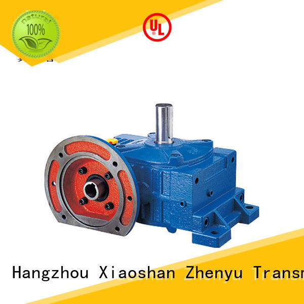 Zhenyu wps inline gear reducer widely-use for chemical steel