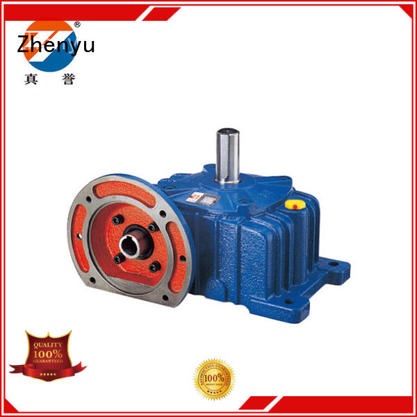 high-energy worm gear reducer mounted free design for light industry