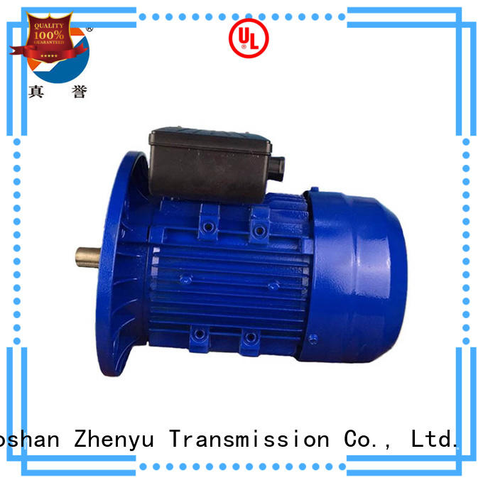 Zhenyu low cost single phase ac motor buy now for textile,printing