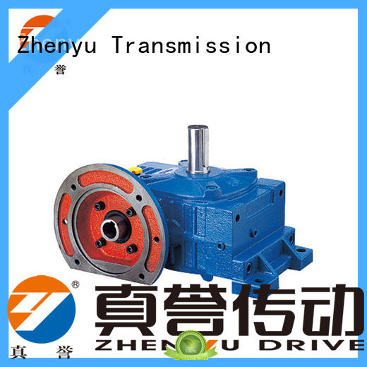 gear reducer gearbox equipment for light industry Zhenyu