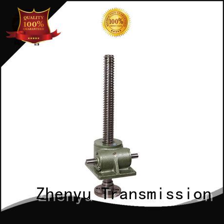 Zhenyu customized machine screw jack wholesale for machinery