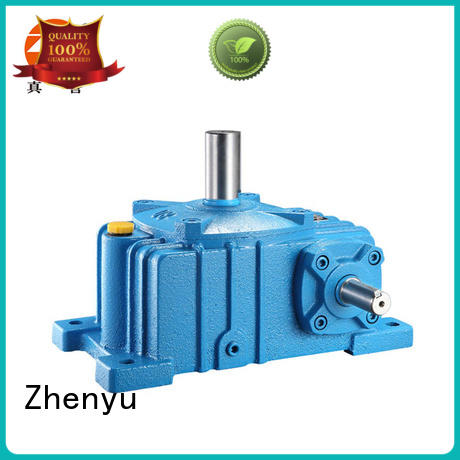 Zhenyu wpa speed reducer for electric motor China supplier for light industry