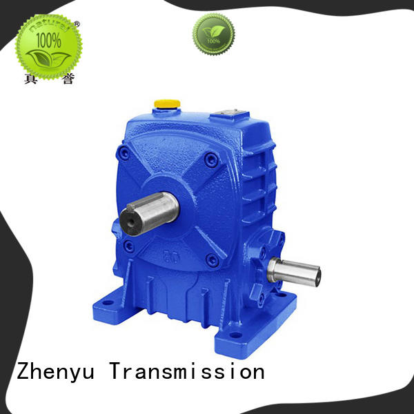 Zhenyu ratio speed reducer for electric motor long-term-use for light industry