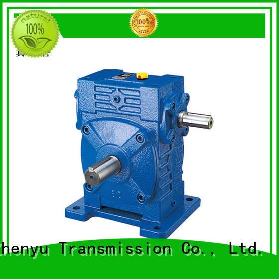 Zhenyu transmission electric motor speed reducer for construction