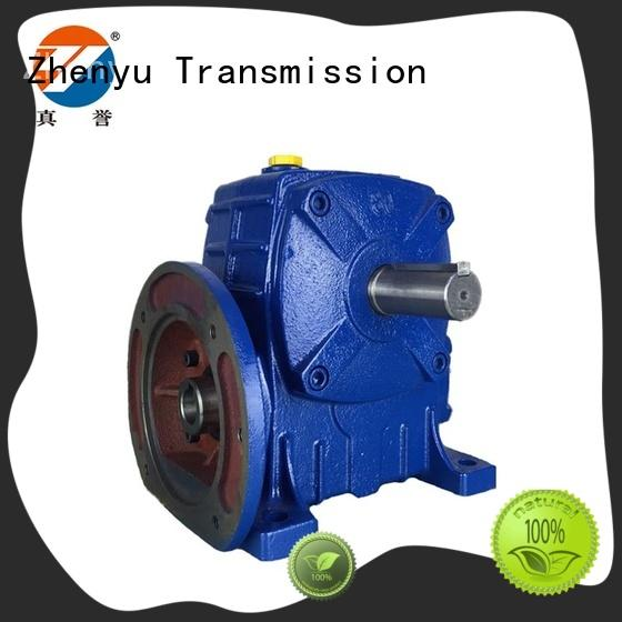 reverse electric motor speed reducer free design for cement Zhenyu
