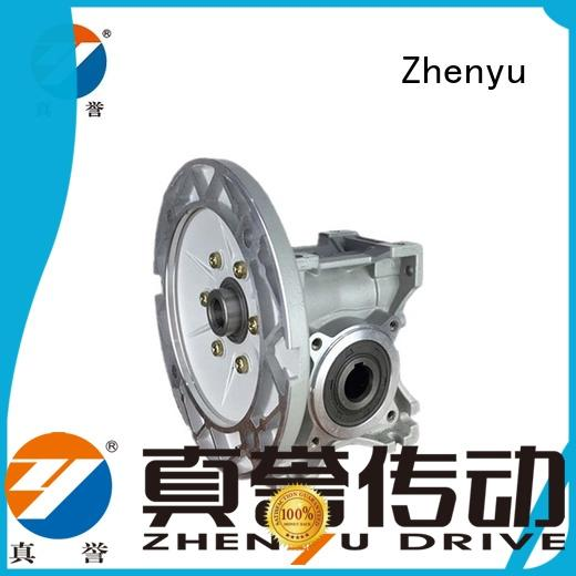 Zhenyu high-energy worm gear speed reducer wpwd for lifting