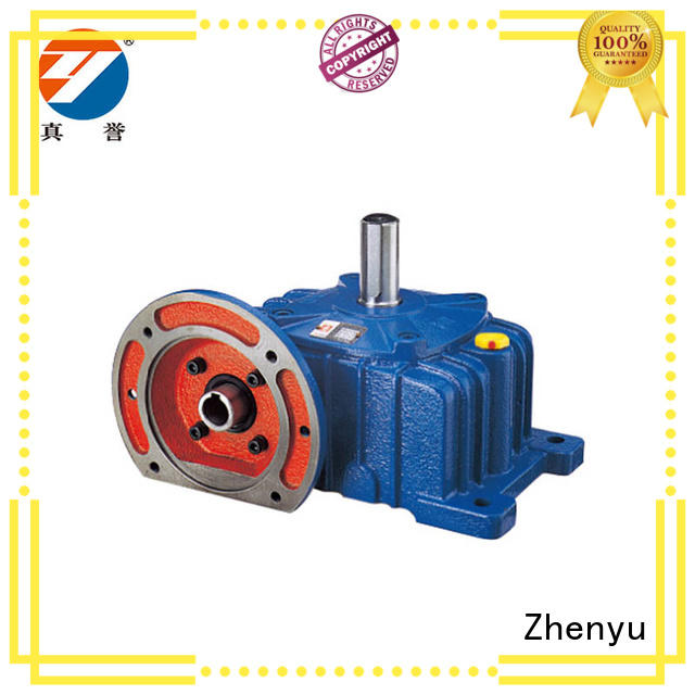 industrial reduction gearbox price for transportation Zhenyu