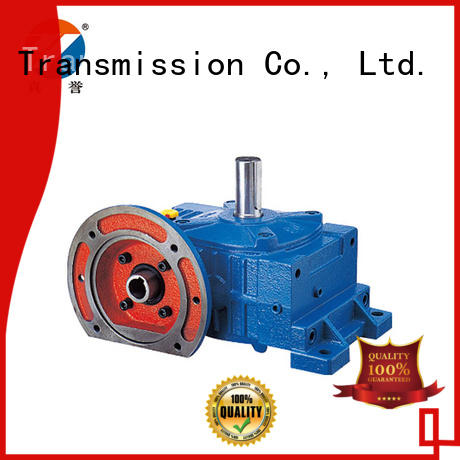 Zhenyu reduction variable speed gearbox China supplier for chemical steel