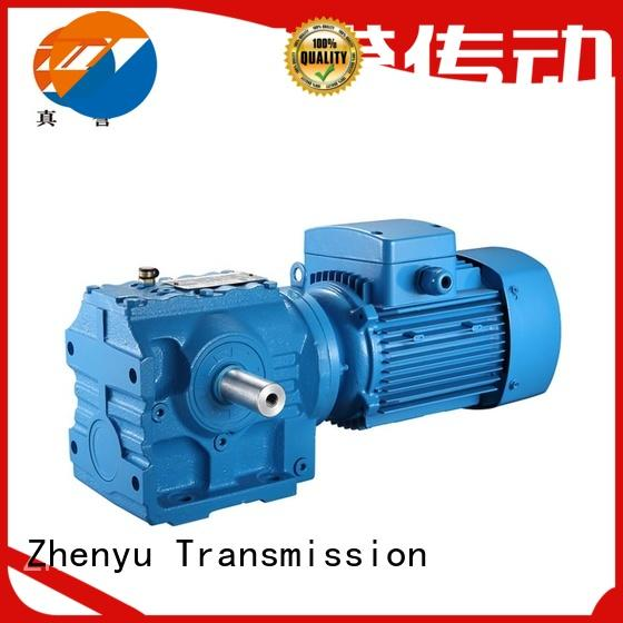 Zhenyu green sewing machine speed reducer widely-use for cement