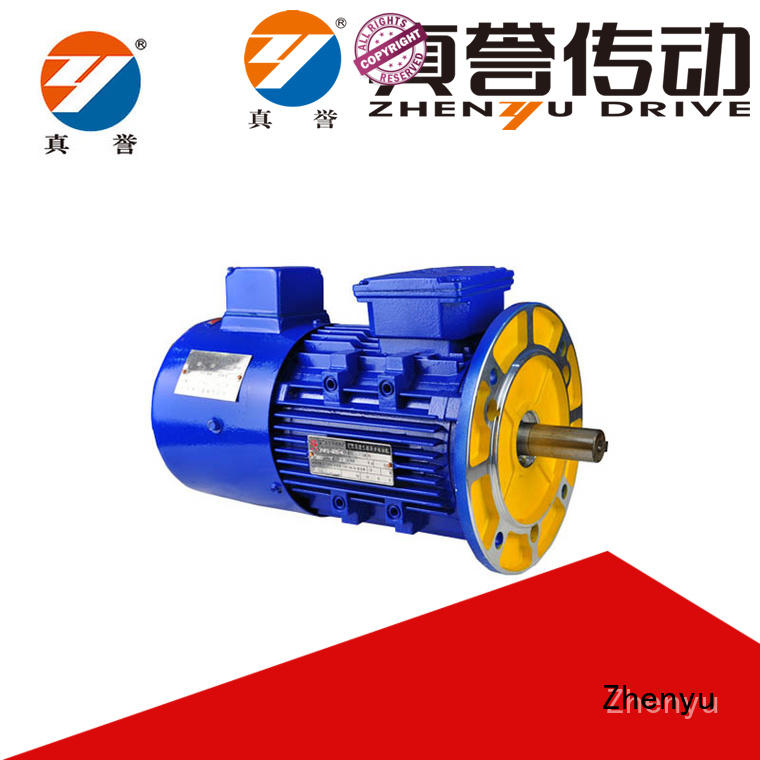 Zhenyu motor 3 phase motor for wholesale for mine