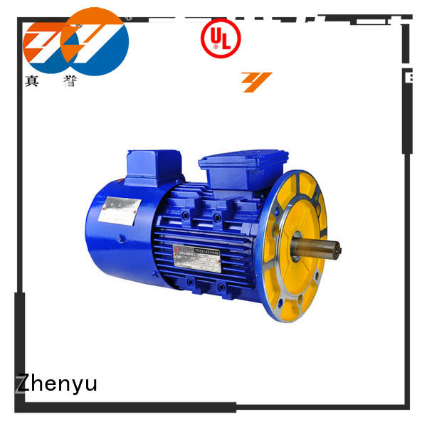 Zhenyu synchronous types of ac motor free design for textile,printing