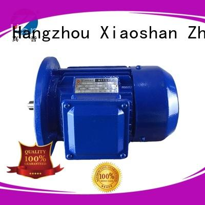 safety ac electric motor threephase for dyeing