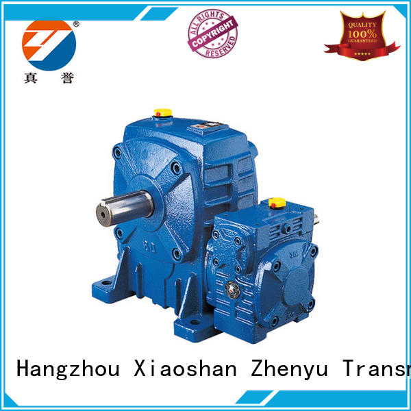Zhenyu overview speed reducer motor China supplier for printing