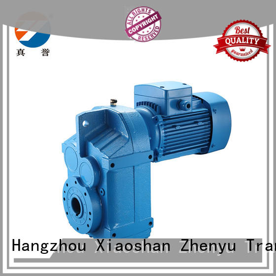 Zhenyu low cost speed gearbox widely-use for mining