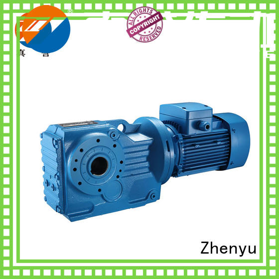 Zhenyu gearbox variable speed reducer widely-use for metallurgical