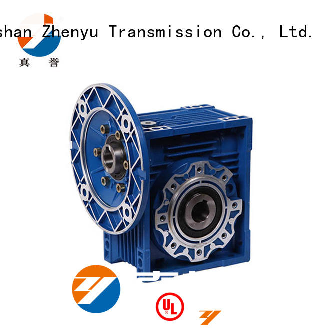 Zhenyu low transmission gearbox free quote for mining