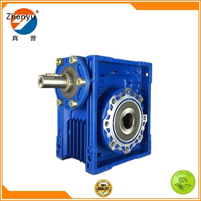 Zhenyu new-arrival industrial speed reducer gear for transportation