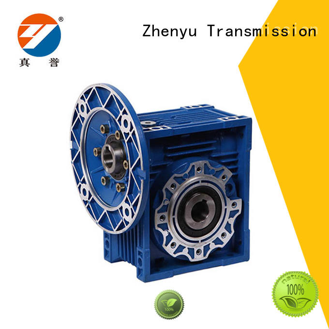 fine- quality gear reducer gearbox aluminum widely-use for lifting