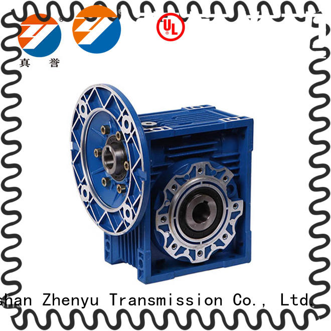 Zhenyu reducer variable speed gearbox free quote for lifting
