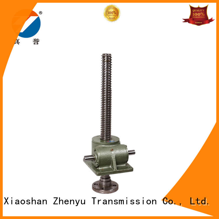 compact design worm gear screw jack swl wholesale for machinery