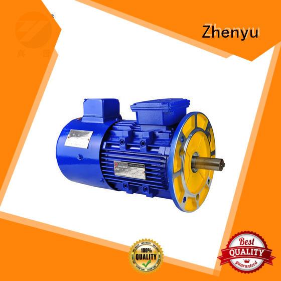 Zhenyu safety electric motor generator free design for transportation