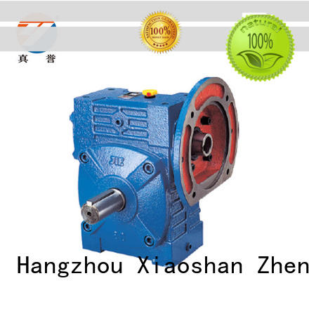 Zhenyu high-energy gear reducer order now for light industry