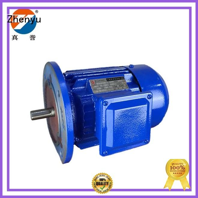 Zhenyu safety types of ac motor buy now for chemical industry
