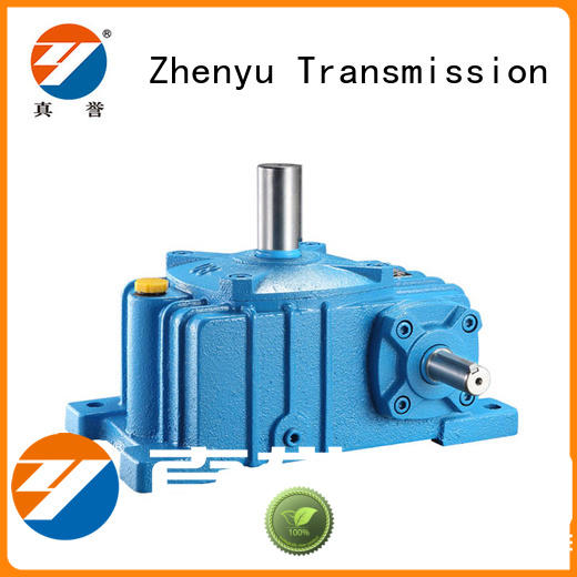 WPO speed reducer gearbox mechanical reducer