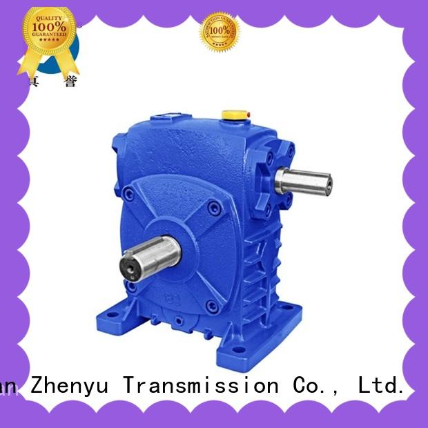 power gear reducer gearbox order now for chemical steel Zhenyu