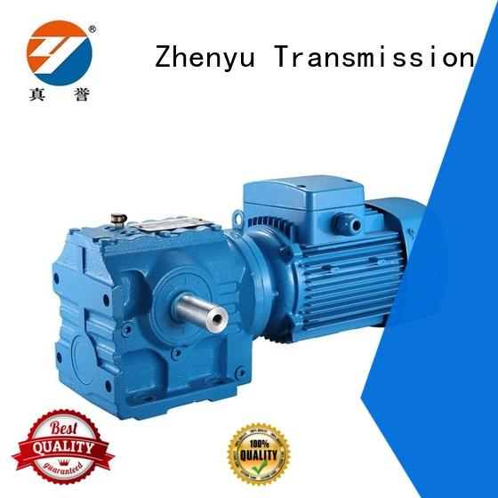 Zhenyu newly gearbox parts long-term-use for transportation
