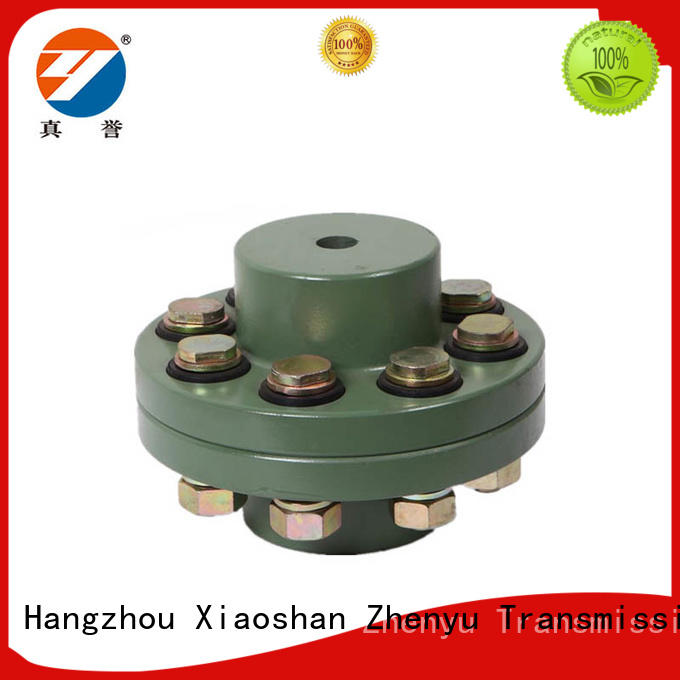 Zhenyu motor brass coupling for wholesale for machinery