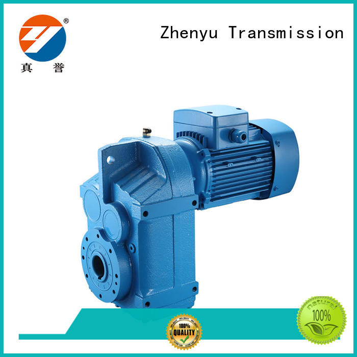 Zhenyu new-arrival worm gear reducer free quote for light industry