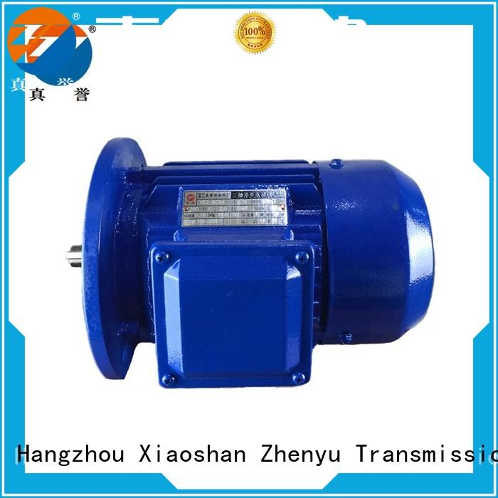Zhenyu quick ac electric motor for chemical industry