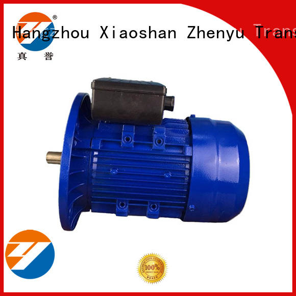 Zhenyu design 12v electric motor at discount for machine tool